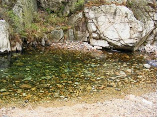 龙潭峡自然风景区