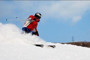 云峰山滑雪场
