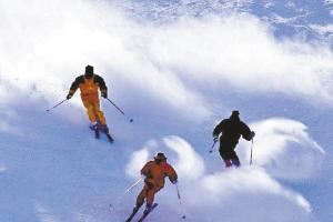事竟成滑雪场