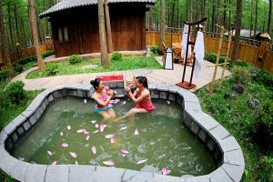 洪泽湖湿地温泉