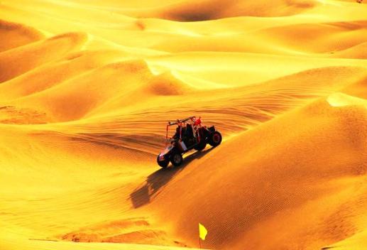 达瓦昆沙漠旅游风景区