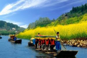 京山天河风景区