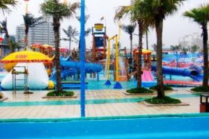 温岭热带风暴水上乐园