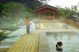 盐井峡温泉