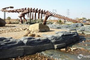鸟化石国家地质公园