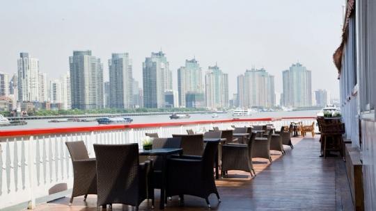 上海风采浦江游览