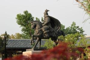 虞姬文化园