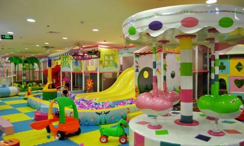 长江汇泉美美儿童乐园