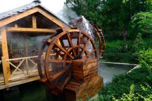 昆明热水河温泉
