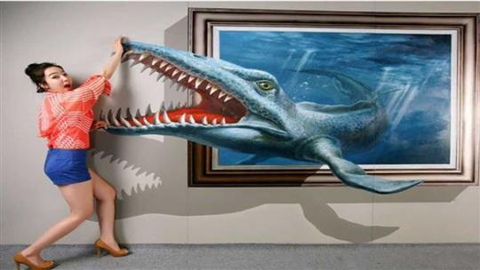 无锡3D魔幻艺术展