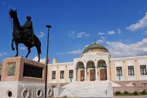 安卡拉人种学博物馆