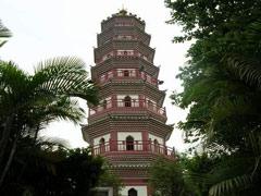 中山阜峰文塔