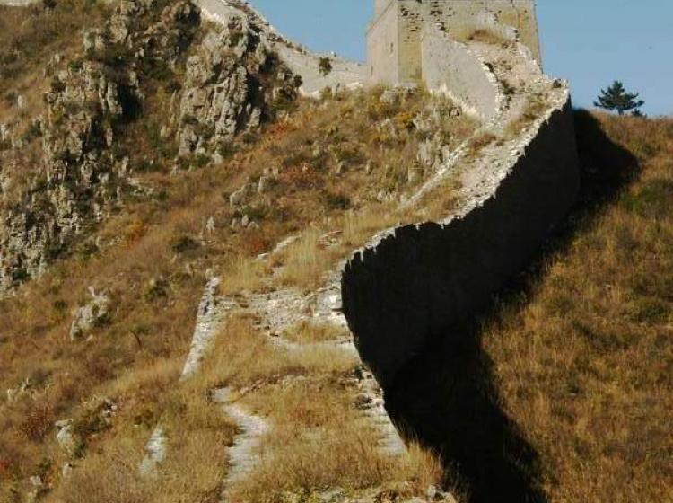 白羊峪风景图片