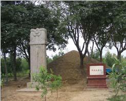 莫州扁鹊庙
