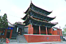 长治黎城城隍庙