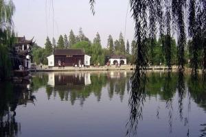 常州红梅公园