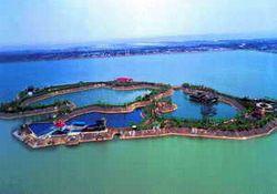 慈溪杭州湾海滨游乐园
