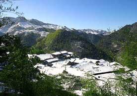 宁波四明山