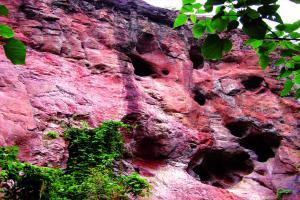 红石谷景区