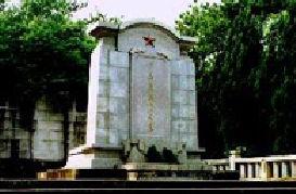 方志敏烈士墓