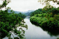 靖安北河漂流