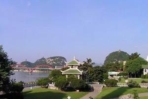 柳州江滨公园