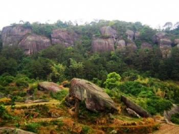 梧州岑溪石庙