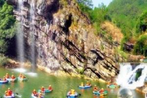 梧州大爽河生态旅游景区
