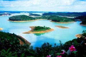 南国星岛湖