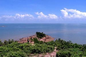 防城港火山岛旅游度假风景区