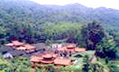 梅树村自然保护区