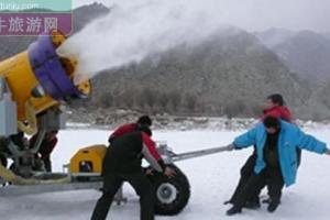 银川苏峪口滑雪场