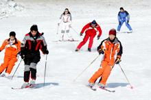 銀川翠柳島滑雪場