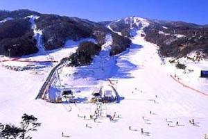 银川大漠沙湖滑雪场