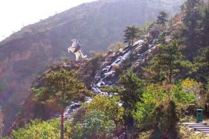 贺兰山苏峪口