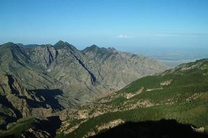 银川苏峪口国家森林公园