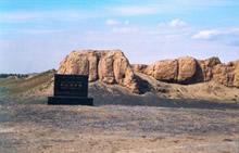 乌鲁木齐乌拉泊古城