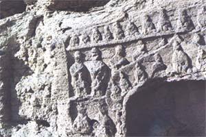 鲁班窑石窟