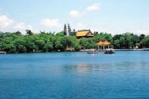蓝月湾温泉