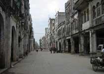珠海路老街