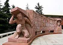 二七烈士纪念碑