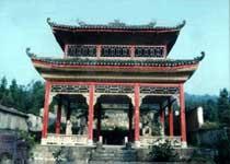 唐崖土司皇城