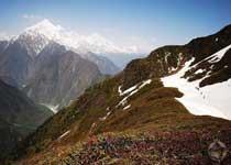 加拉白垒峰