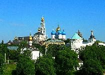 谢尔盖三圣大修道院