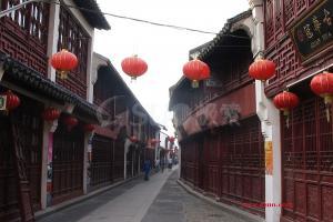 上海七宝古镇老街