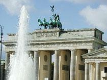 勃兰登堡门和巴黎广场