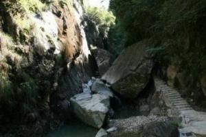 泉州东溪大峡谷