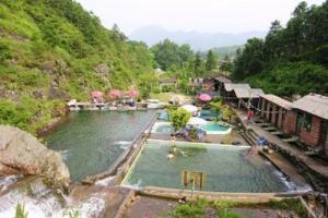 桂林平乐仙家温泉景区