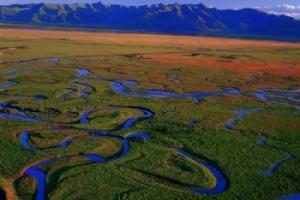 贡赛尔喀木道湿地