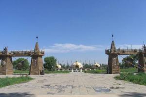 蒙古风情园